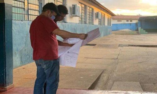 CRE de Mineiros foi uma das unidades escolares contempladas pelo programa Reformar Goiás