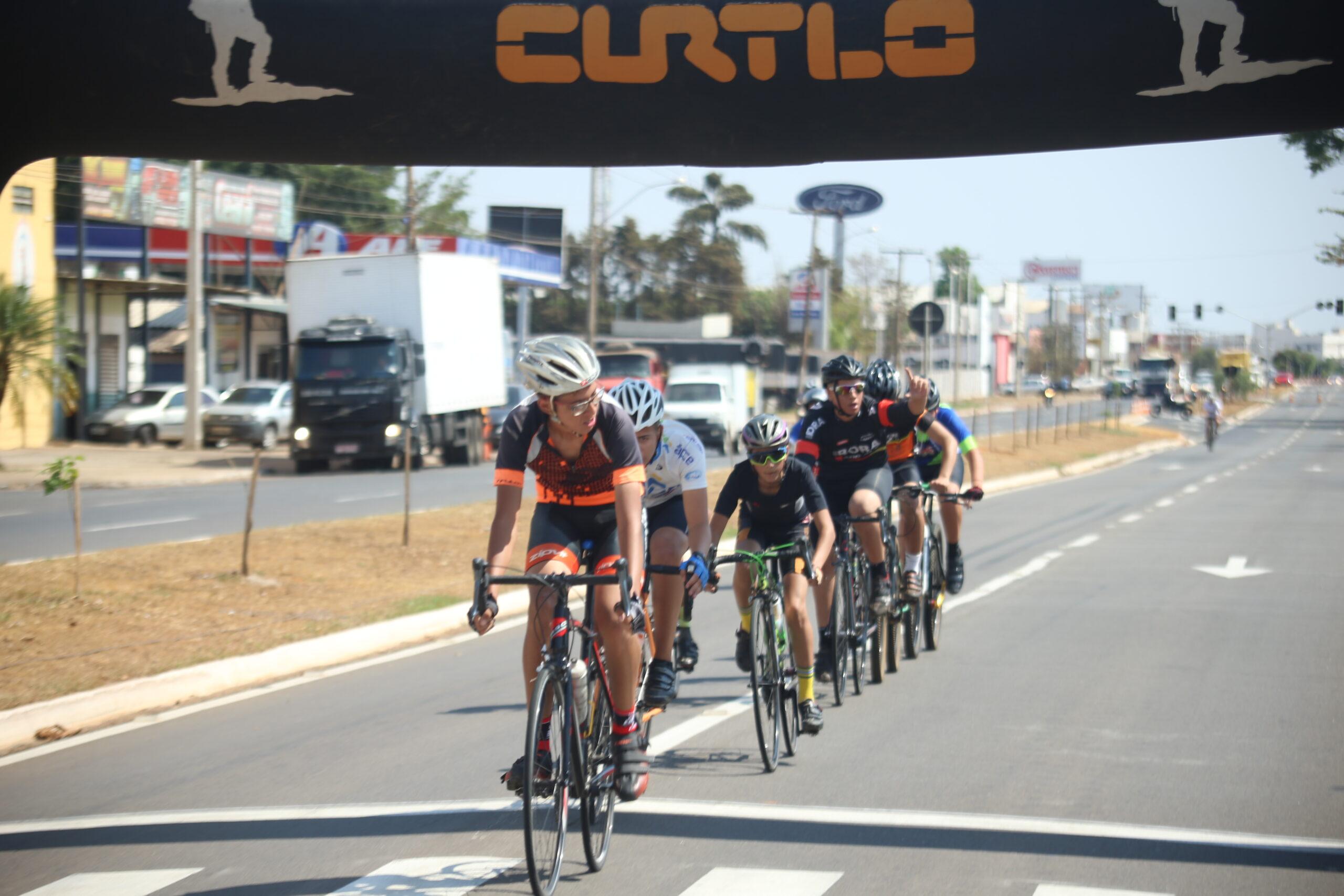 Jogos Estudantis de Goiás 2019 - ciclismo