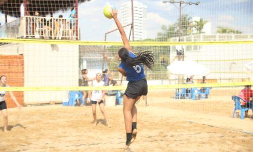 Jogos Estudantis de Goiás 2019 - vôlei de praia
