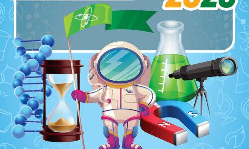 Cartaz Olimpíada Nacional de Ciências 2020