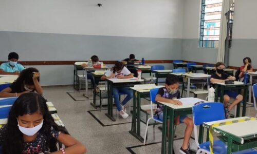Mesmo diante da pandemia da Covid-19 e a suspensão das aulas presenciais, profissionais da educação em Goiás desenvolveram estratégias para reduzir evasão escolar