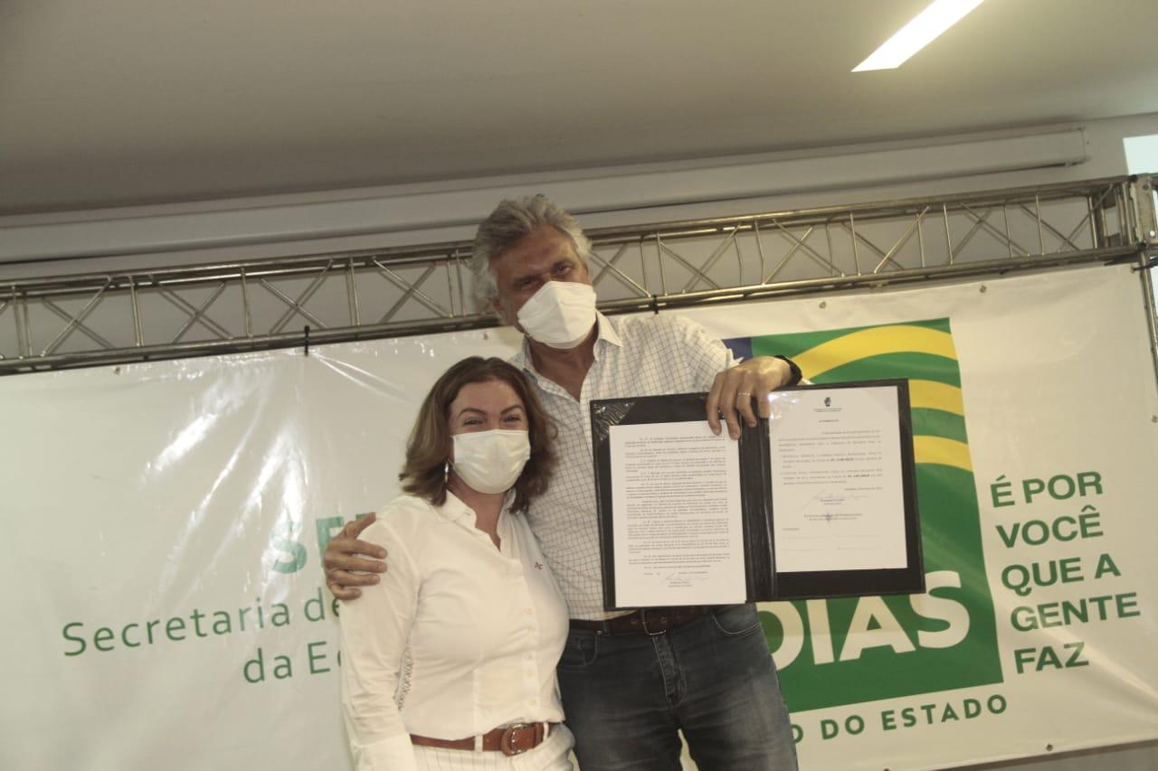 Governo lança programas Conectar Goiás e Internet Conectada