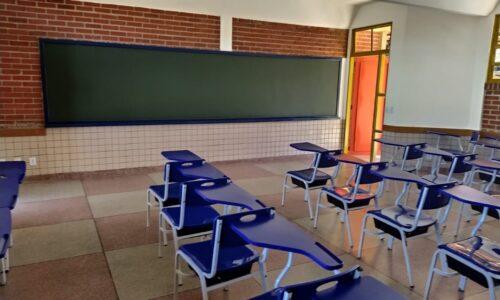 Declaração de vínculo para participação de Processo Seletivo para contração de professores na Seduc