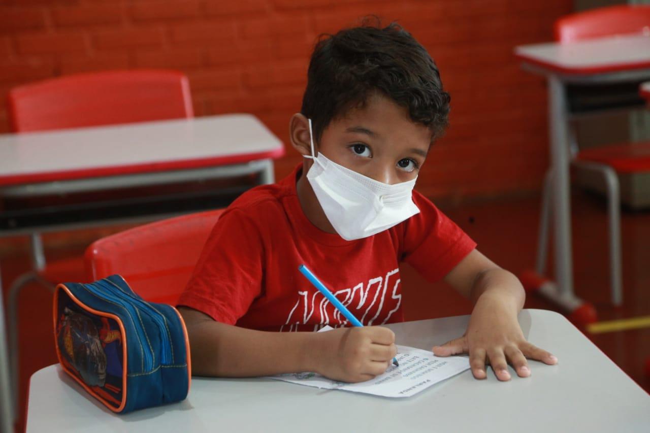 Novo programa de alfabetização, AlfaMais Goiás, visa garantir alfabetização completa e na idade correta de crianças da rede pública
